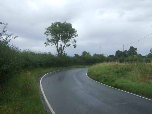 Bend in National Cycle Route 1