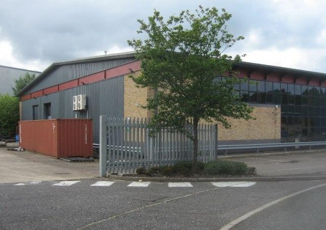 Industrial unit - Grafton Way