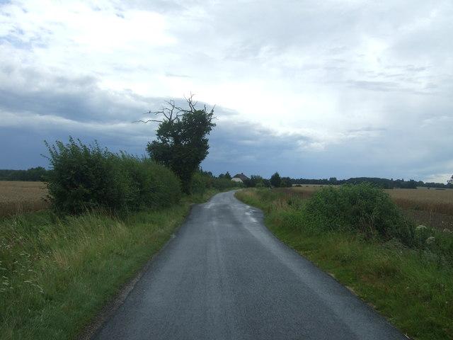 Spains Hall Road