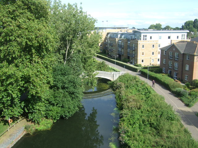 River Can, Chelmsford