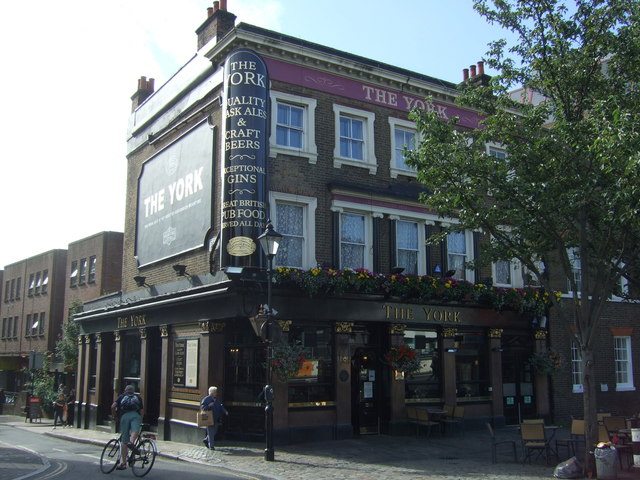 The York public House, Islington