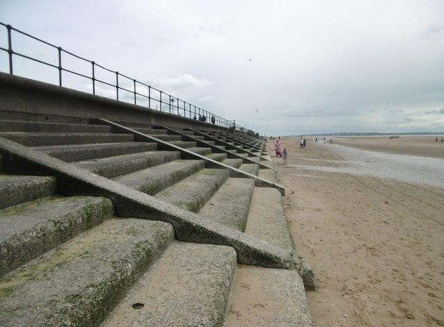 Crosby, sea defences