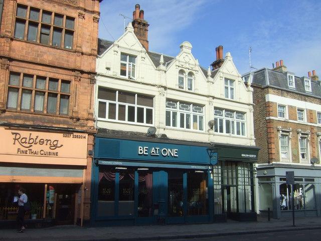 Be At One Bar, Islington