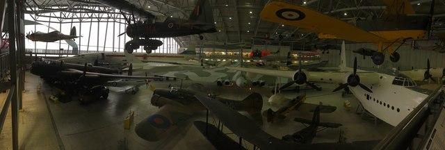 The Aero Space Hangar