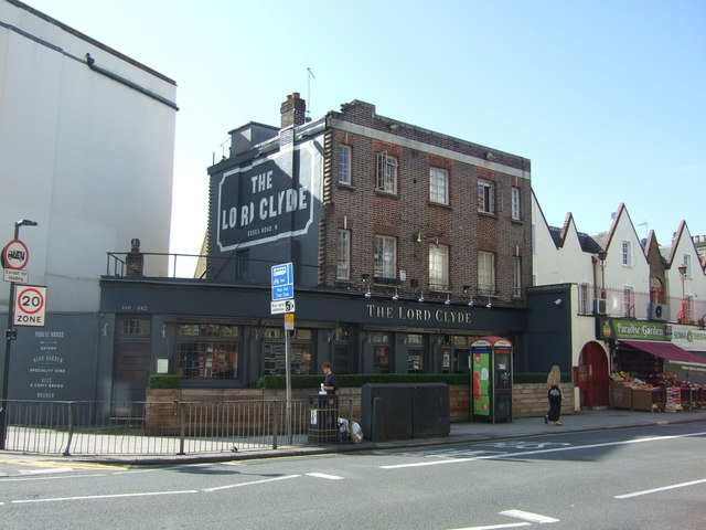 The Lord Clyde public house