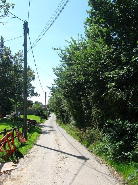 Hangleton Lane, Hangleton, Ferring