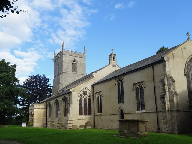 Church of St Martin Owston Ferry Isle of Axholme North Lincolnshire