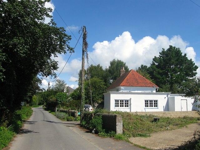 White Cottage, Hangleton Lane, Hangleton, Ferring