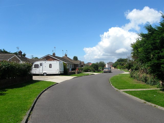 Glenbarrie Way, Ferring