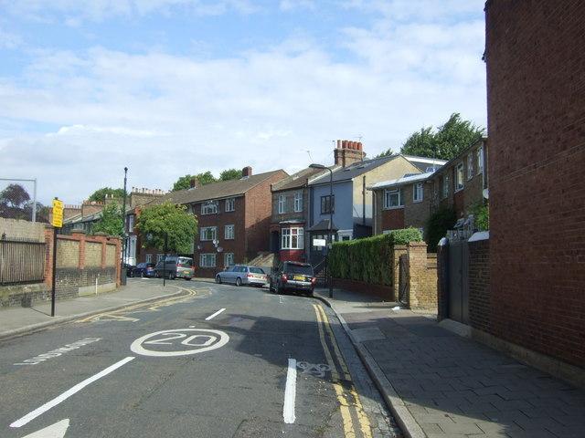 Sigdon Road, London E8