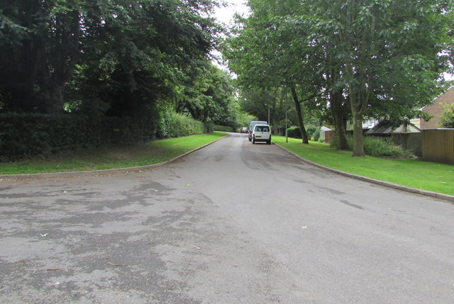 Northern end of Hillgrove Avenue, Mardy