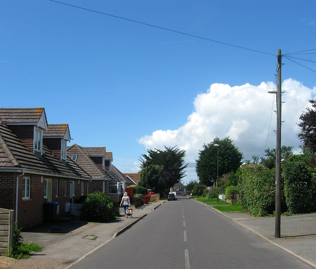 Langbury Lane, Ferring
