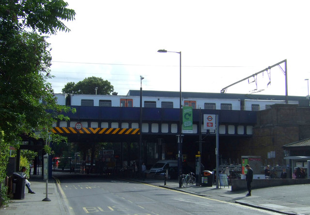 Hackney Downs Railway Station