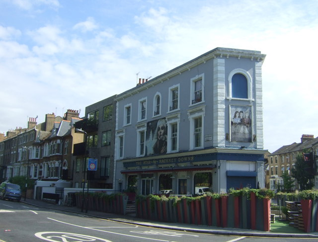 The Star public house, Hackney Downs