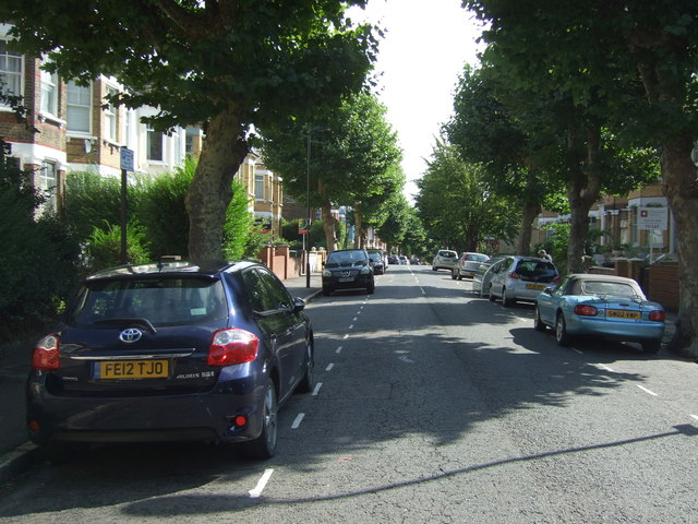 Mildenhall Road, London, E5