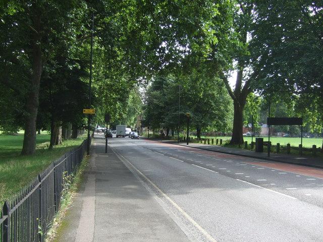 Lea Bridge Road (A104), London E5