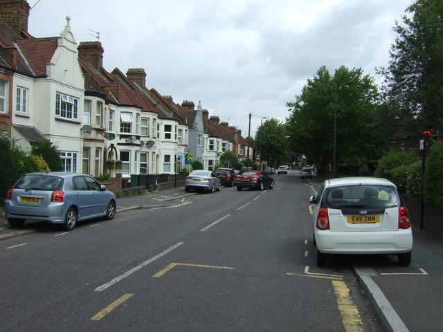 Chingford Lane (A1009)