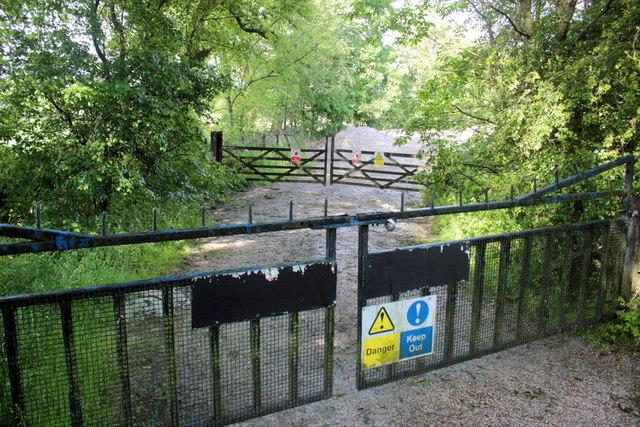 Gateway to Settling Ponds