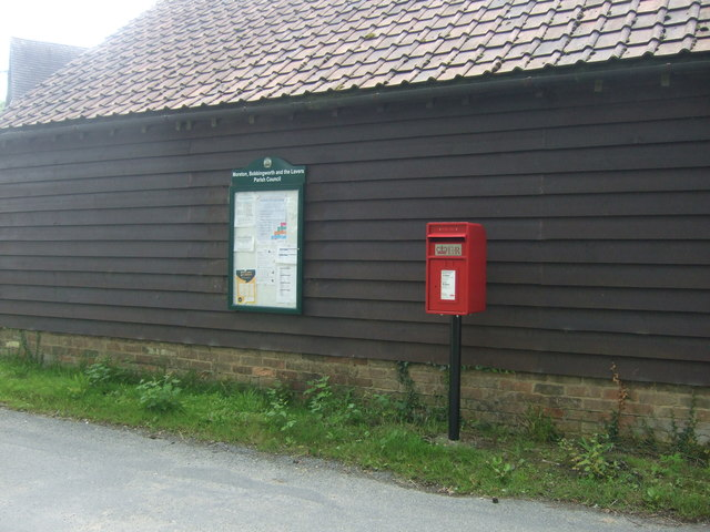 Elizabeth II postbox, Humphreys