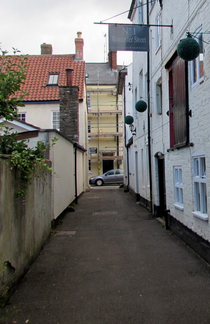 Worcester Street, Monmouth