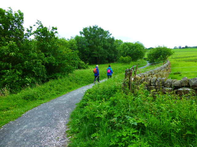 The Six Dales Trail at Fewston Reservoir