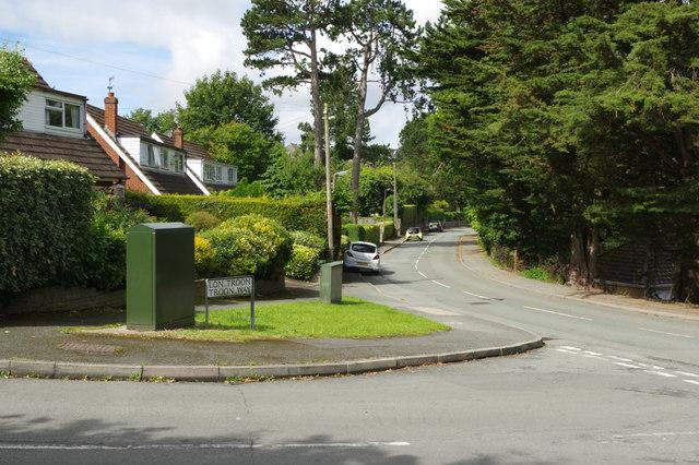 Pen-y-Bryn Road, Colwyn Heights