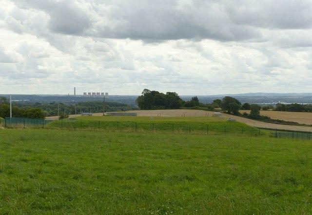 Near Risley Lodge Farm