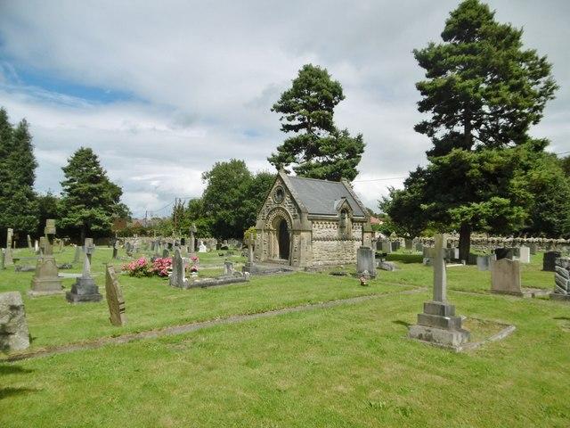 Chirk, mausoleum