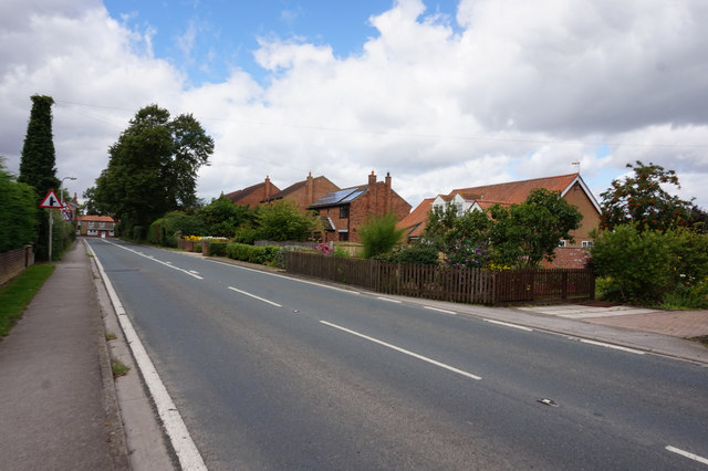 Selby Road, North Duffield