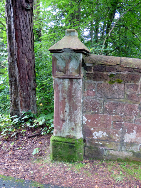 Gatepost at Stroove