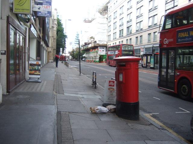 City Road, London EC1