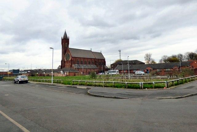 St Benedict's Square