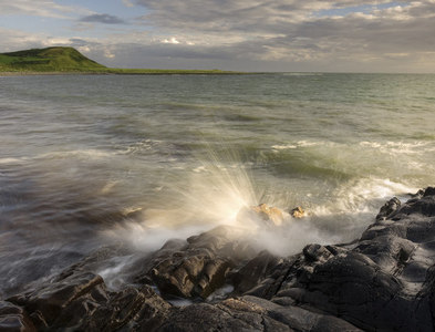 NX3640 : Front Bay - Monreith by James Johnstone