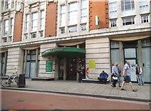 TQ2983 : The Crowndale Centre on Eversholt Street by David Howard