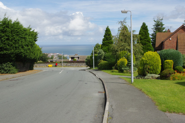 St Andrew's Road, Colwyn Heights