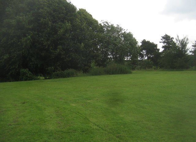 Open land by Loddon Vale Indoor Bowls