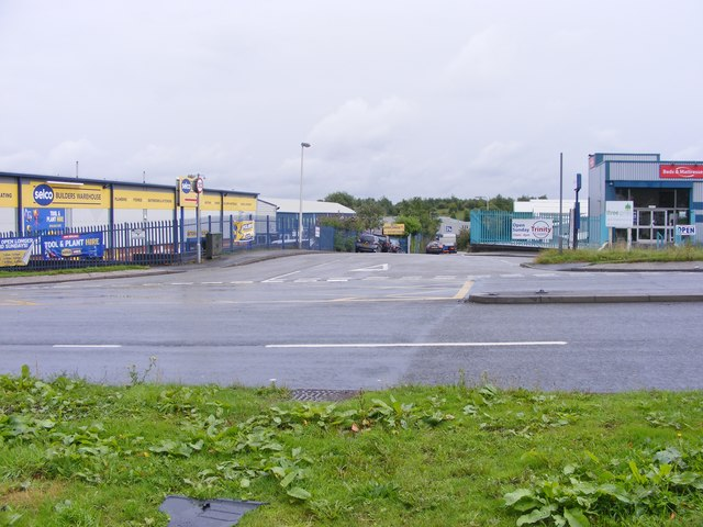 Industrial Estate Road