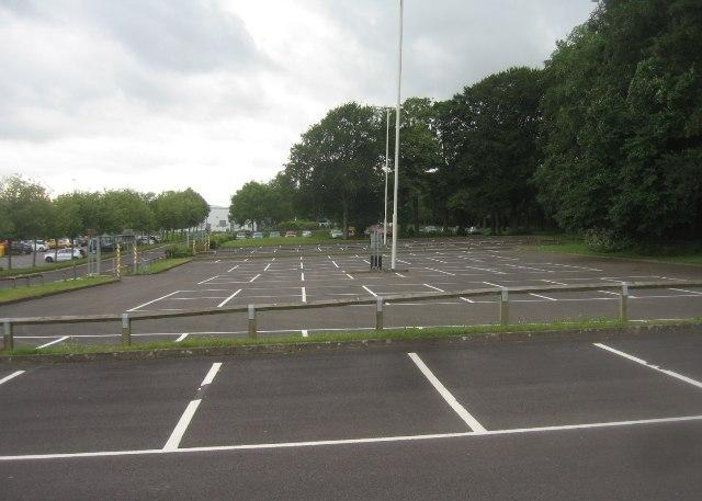 Leisure Park car parks