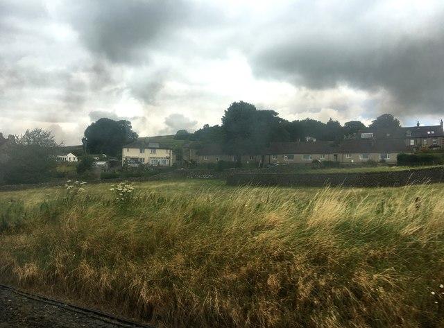 Houses at Long Preston