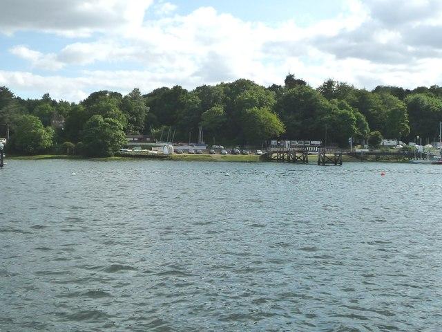 Woolverstone Pier, River Orwell