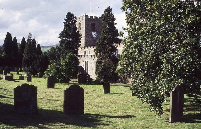 Grinton church