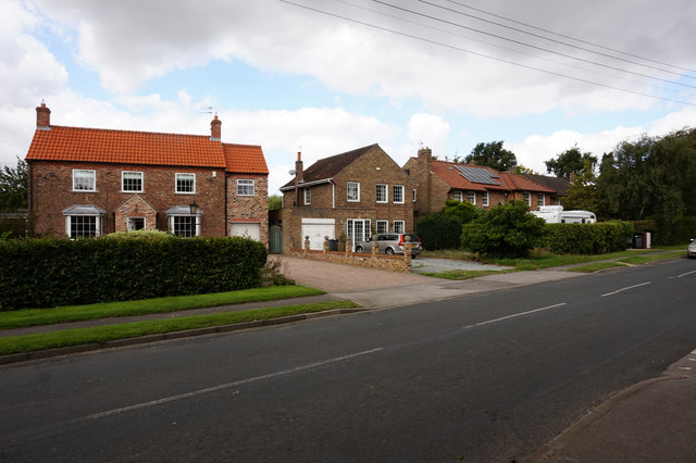 York Road, North Duffield