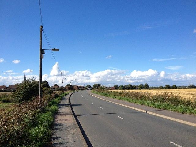 Vicarage Lane, Hoo St. Werburgh