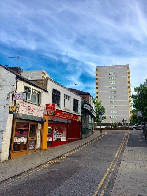 Church Street, Chatham