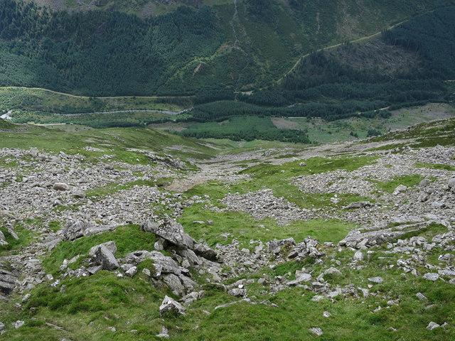 Flanks of High Crag