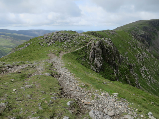 Bridleway from High Crag