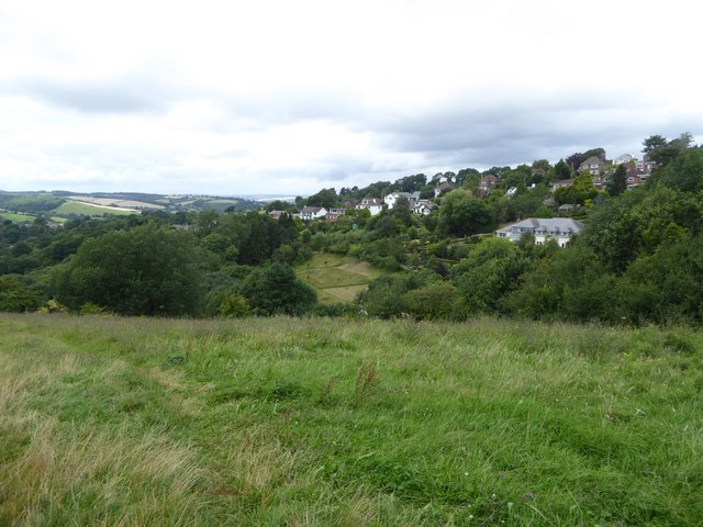 The Duryard Valley
