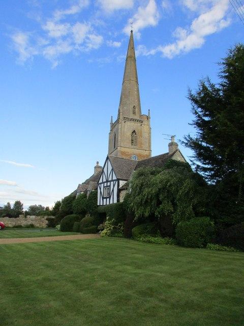 Church Lane, Tredington