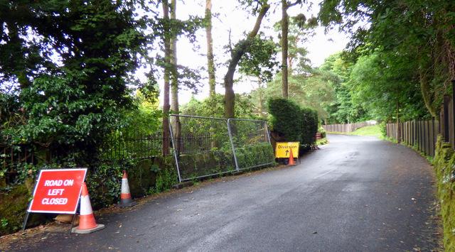 Halketburn Road