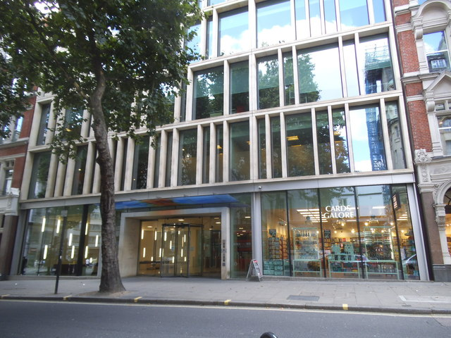 Offices on Kingsway, Holborn
